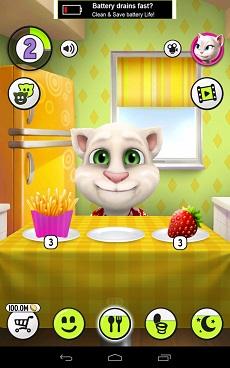 Игра кот том много денег